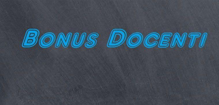 Bonus 500 euro: Carta del docente