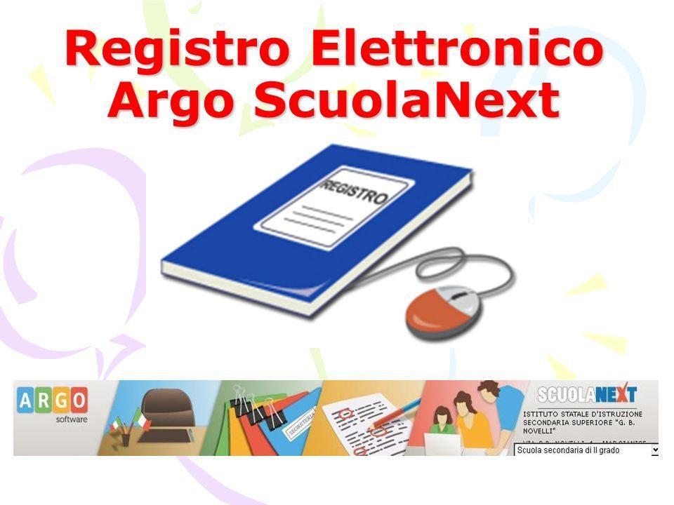 Portale Argo Scuolanext