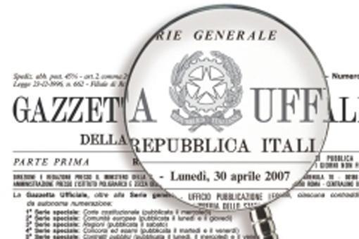 Offerte di lavoro Gazzetta ufficiale