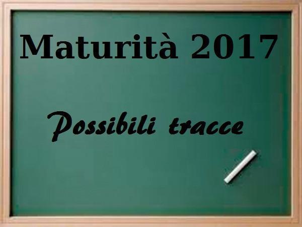 Maturit 2017 possibili argomenti per la prima prova for Concorsi parlamento italiano 2017