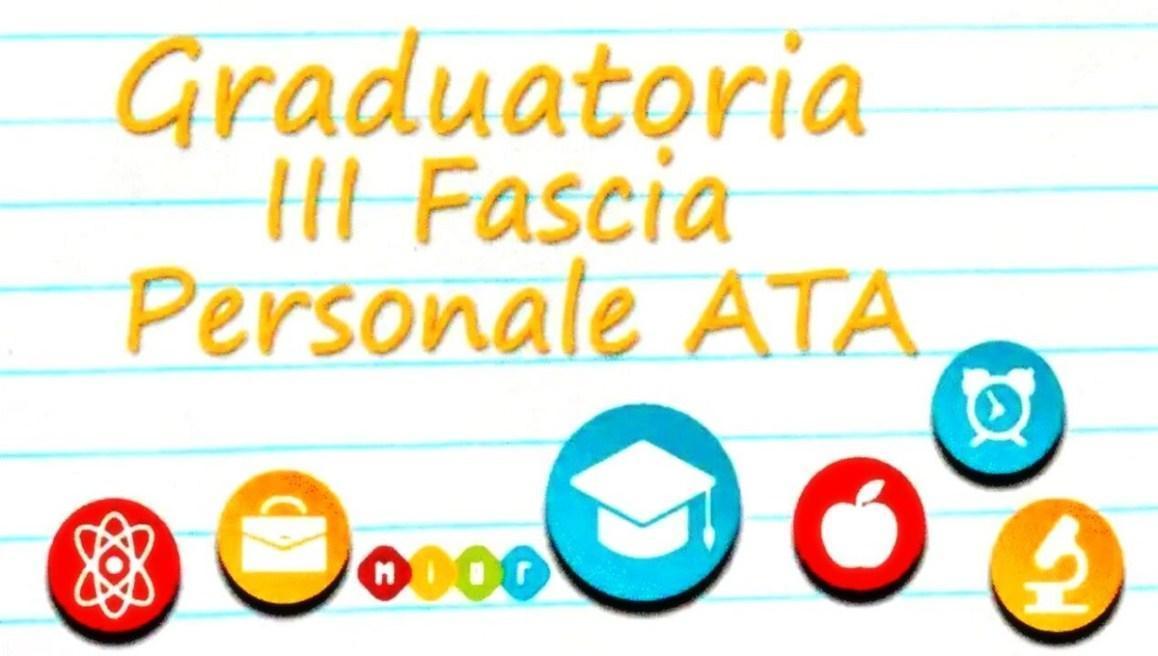 Graduatorie Ata terza fascia: come vedere le graduatorie ATA 2021-2023