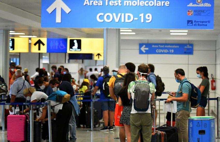 Atterrati a Roma gli studenti positivi: incubo a Malta finito