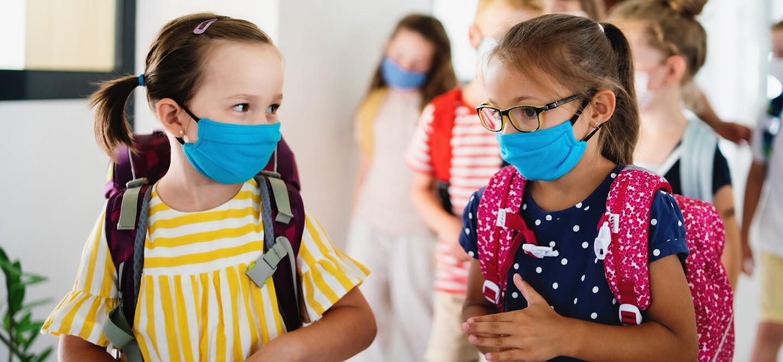 Rientro a scuola 2021: green pass obbligatorio, mascherine e orari scagionati