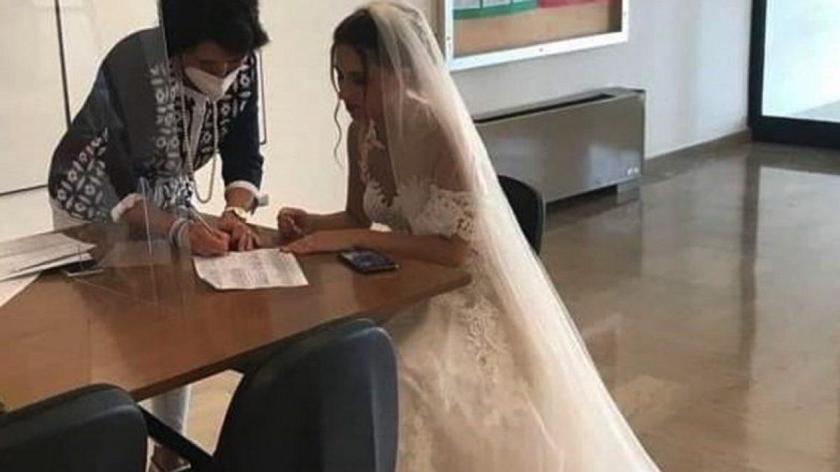 La firma della sposa docente: il simbolo del precariato nella scuola